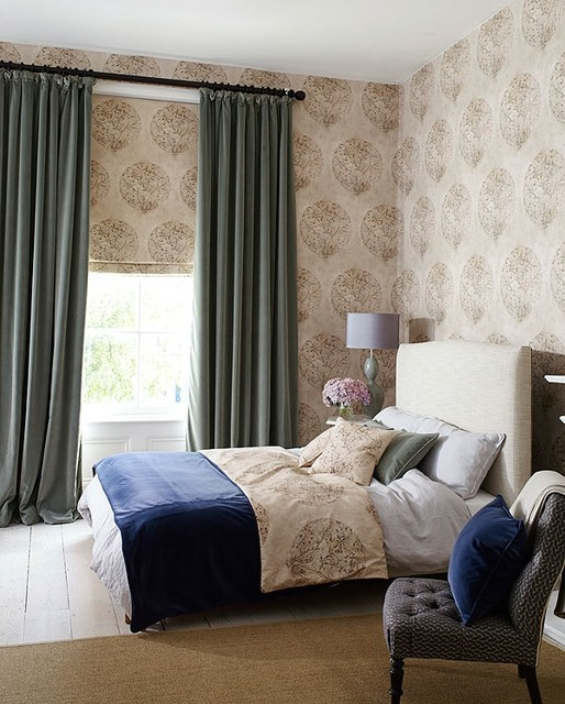 Bedroom Wall Coverings 2017: Memento Fabrics & Wall Coverings By Linwood Fabric