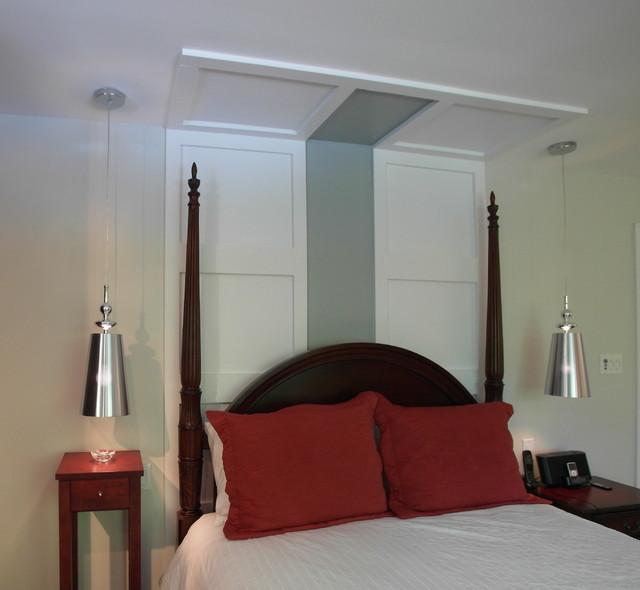 merali split level contemporary bedroom ottawa by 7j design