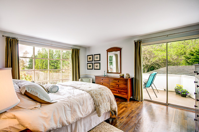 Mercer Island Traditional traditional-bedroom