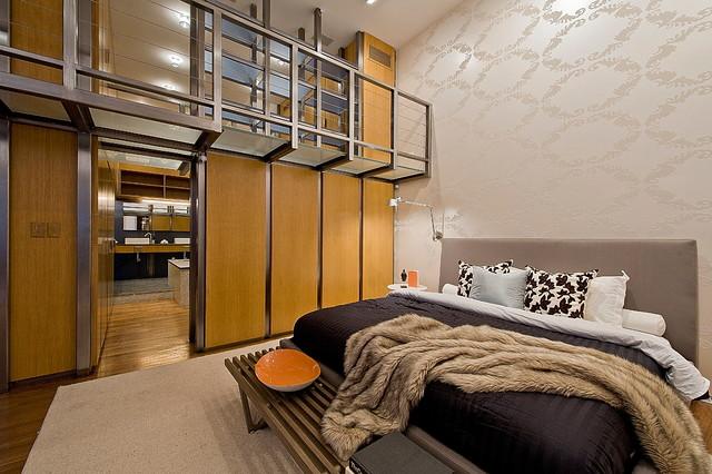 Chambre Loft Celio: Lit loft collection celio toulon mobilier de ...