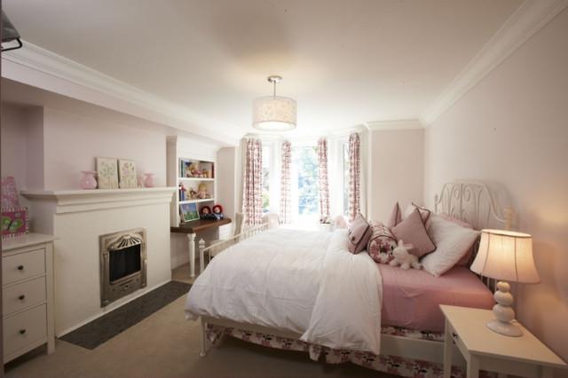 Meredith Heron Design traditional-bedroom