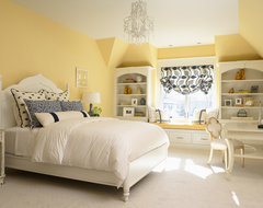 Merilane Avenue Residence 2 Guest Bedroom traditional-bedroom