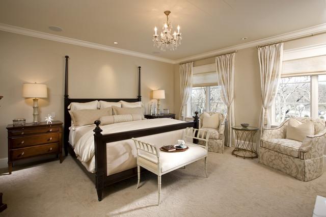 Merilane traditional-bedroom