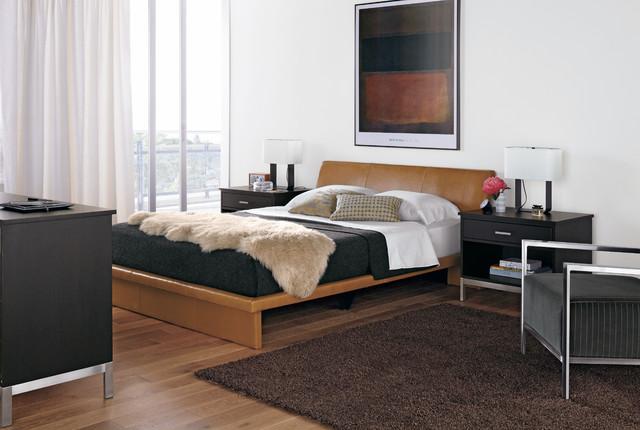 Merrick bedroom by r b modern bedroom other metro for Room board furniture