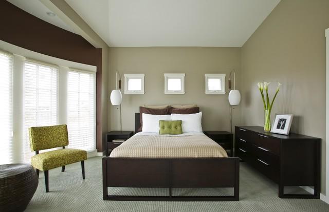 Mesa Residence contemporary-bedroom