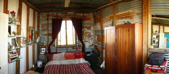 Mexican Beach House Baja Norte Beach Style Bedroom
