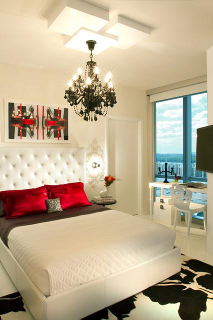 JADE OCEAN Contemporary-bedroom
