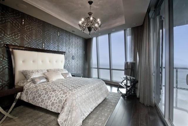 Miami Luxury Condo - Contemporary - Bedroom - Miami - by ...
