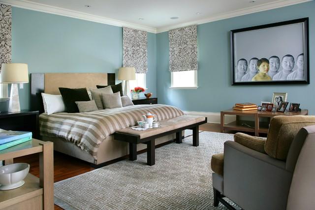 Miami-Master Bedroom A contemporary-bedroom