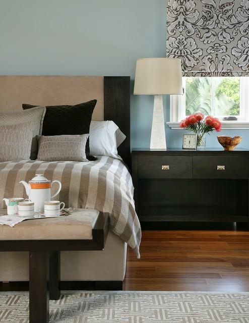 Miami-Master Bedroom B contemporary-bedroom