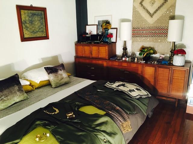 Michael Raun Home LLC Interior: Bedroom Makeover eklektisk-sovrum
