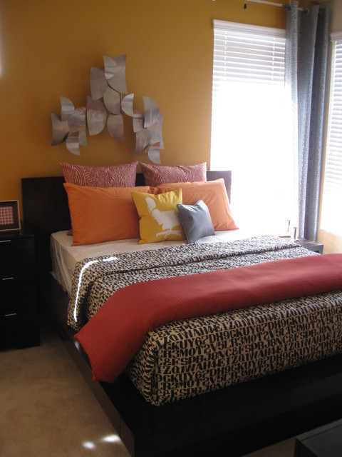 Michelle Salz-Smith, ASID, CID modern-bedroom