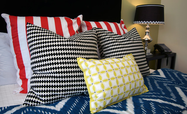 Michelle Thomas Design - Ronald McDonald House Charities contemporary-bedroom