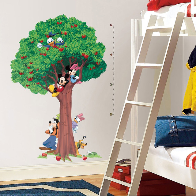 Mickey Mouse Bedding and Room Decorations - Modern - Bedroom ...
