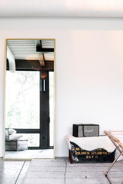Mid Century Modern Minimal Contemporary Bedroom . Mid Century Modern  Furniture Salt Lake City .