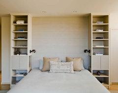 Mid-Century Modern Renovation modern-bedroom