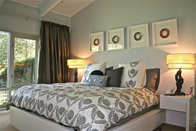 Mid century ranch master bedroom midcentury bedroom for Mid century modern master bedroom