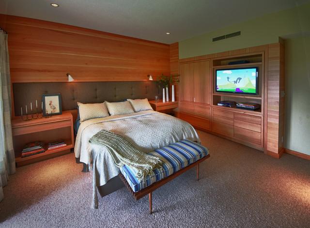 Mid Century Remodel Interior Design Midcentury Bedroom