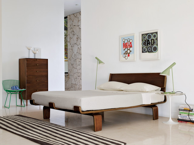 Design Within Reach midcentury-bedroom