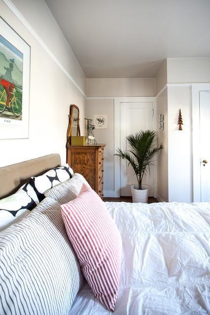 Midtown Sacramento modern-bedroom