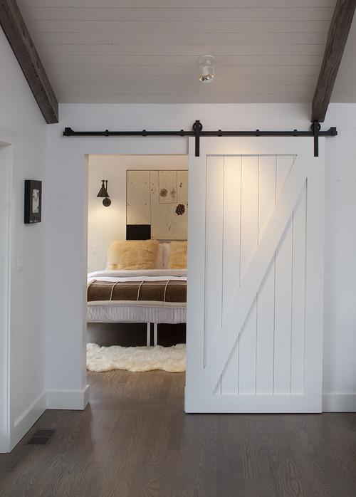 Rustic Bedroom Sliding Barn Door Ideas Frances Hunt