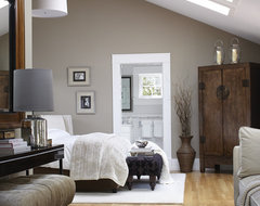 Urrutia Design transitional bedroom