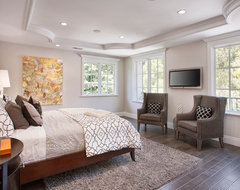 Mill Valley Estate traditional bedroom