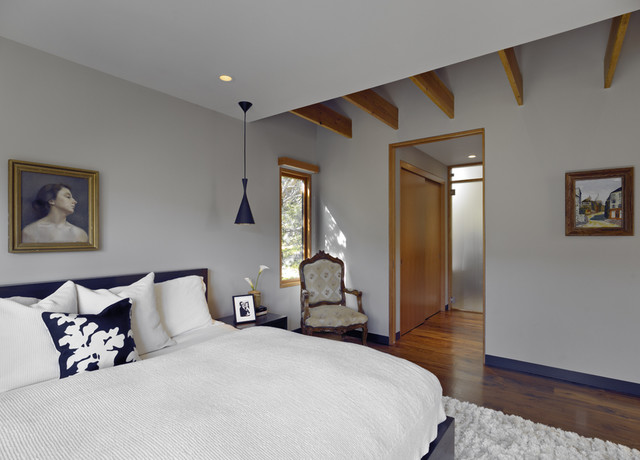 mill valley house contemporary-bedroom