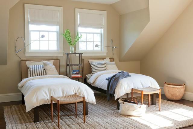 millbrook classique chic chambre new york par bachman brown design. Black Bedroom Furniture Sets. Home Design Ideas