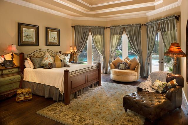 Millers Lane traditional-bedroom
