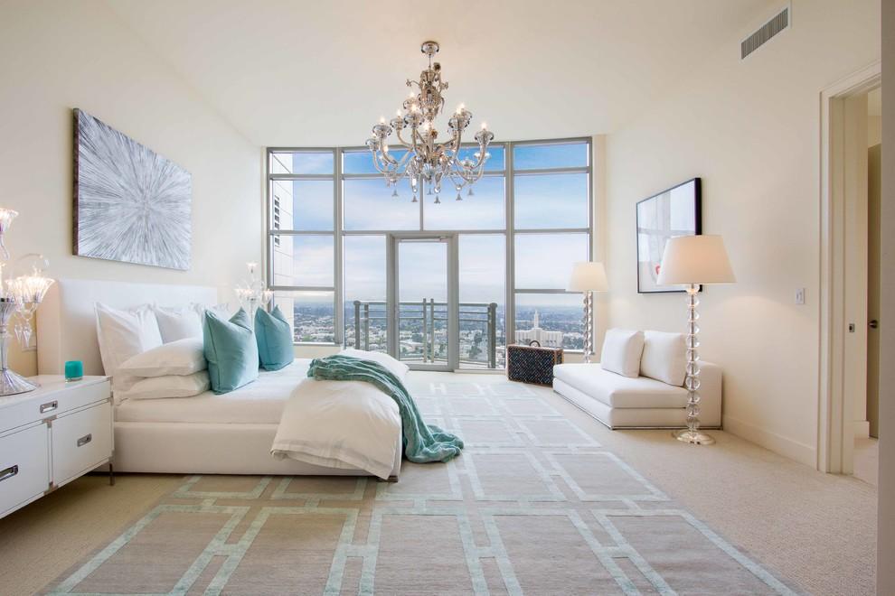 Contemporary Bedroom Los Angeles