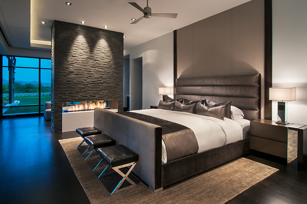 75 Beautiful Black Bedroom Pictures Ideas March 2021 Houzz