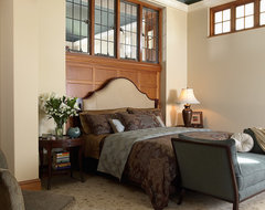 Minneapolis Tudor Residence traditional bedroom