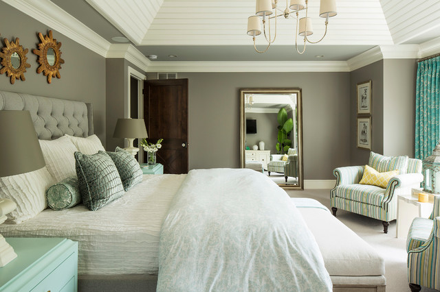 Minnesota Residence transitional-bedroom