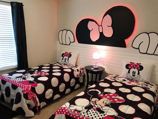 Minnie Mouse - Bedroom - Orlando - by Florida Prime Design