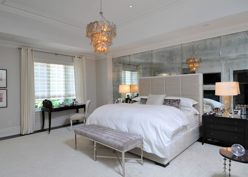 Wall Mirror Panels 10 stylish ideas in decorating bedrooms with big mirrors