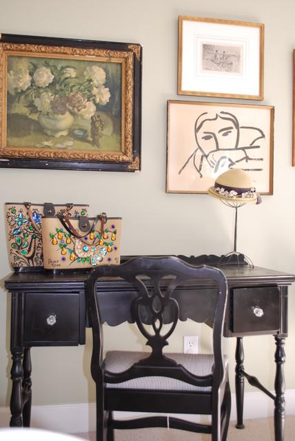 Misc that I LOVE eclectic-bedroom