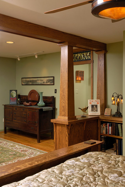 Mission Accomplished: Stickley Arts and Crafts Bedroom - Craftsman ...