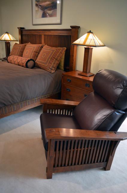 mission style bedroom craftsman bedroom san francisco by