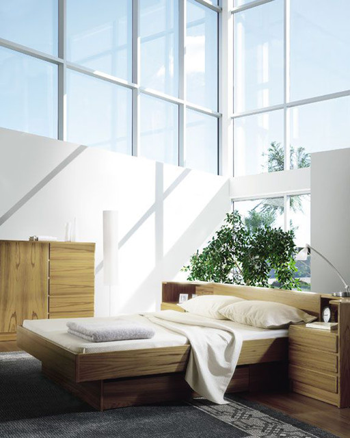 Mobican Classica Collection Contemporary Bedroom San Diego By Hold It