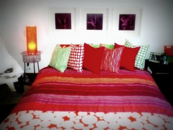 Mod Bedroom eclectic-bedroom