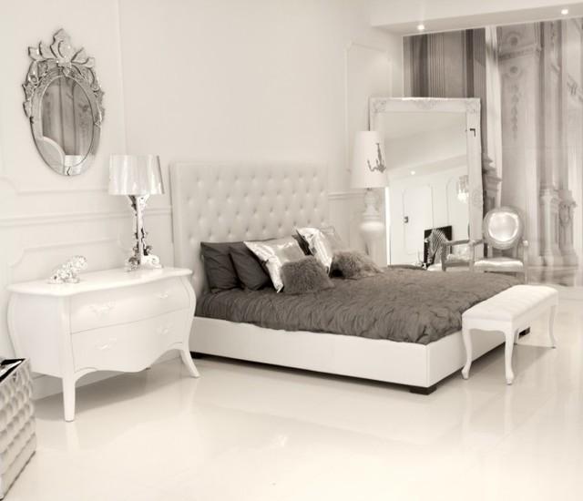 Modani Homes Contemporary Bedroom Miami By Modani Furniture