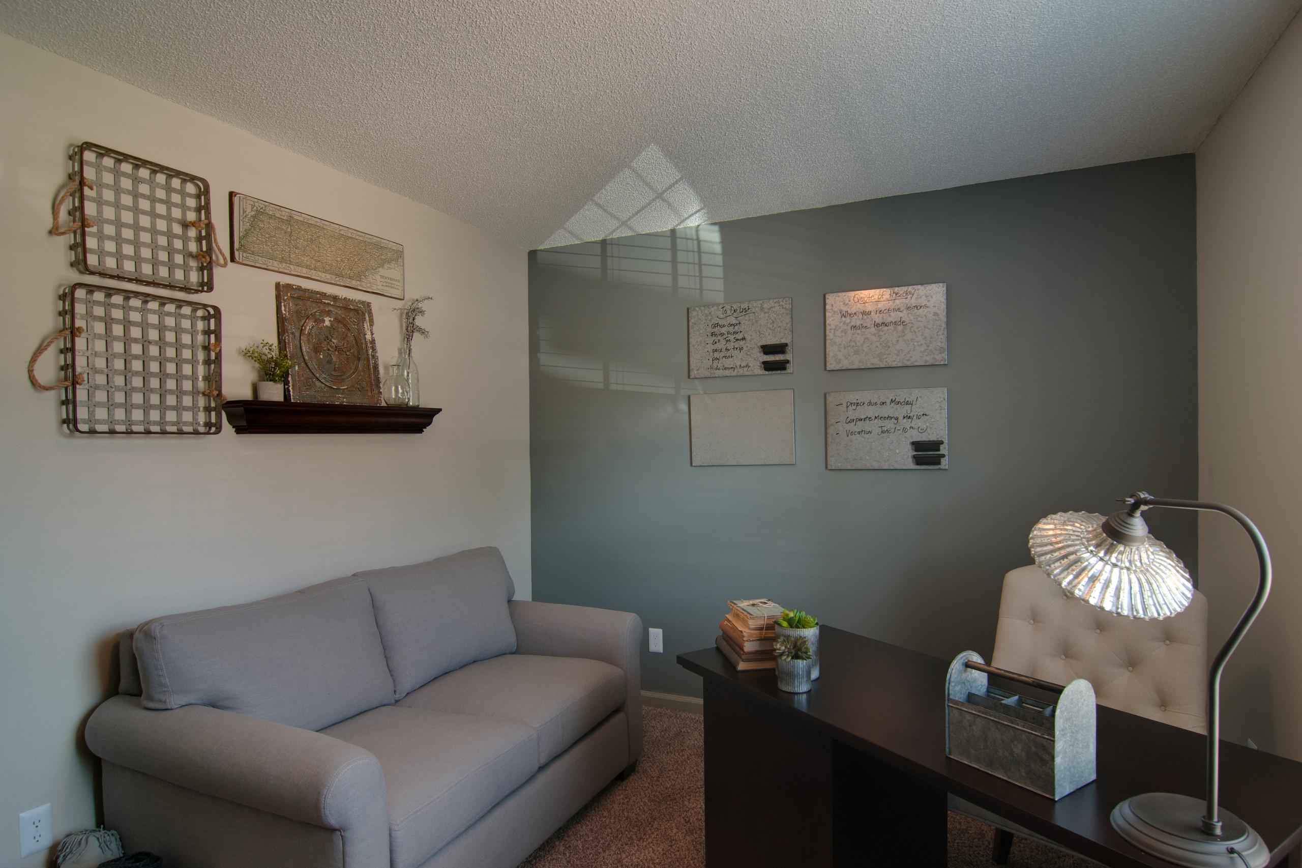 Model- Bedroom 2/ Home office option