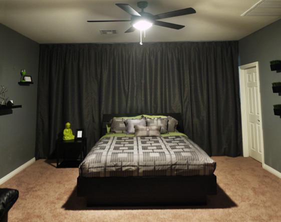 Modern Bachelor 39 S Room Modern Bedroom