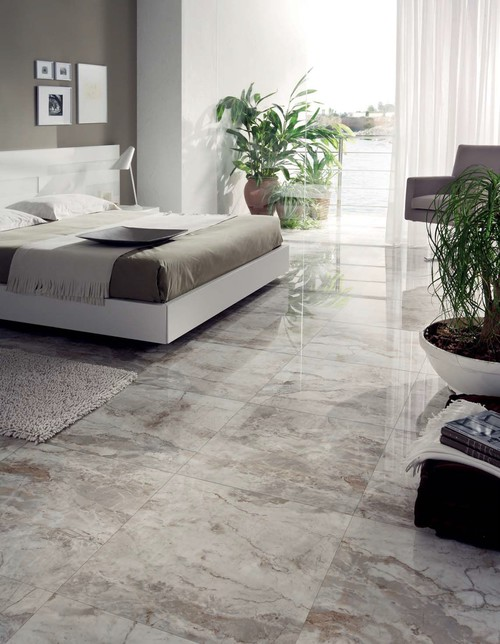 Is marble high maintenance? 5 lies you've been told about marble | Modern Bedroom on Houzz