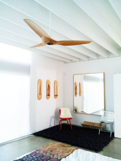 Haiku ceiling fans modern bedroom dallas by haiku for Bedroom ceiling fans