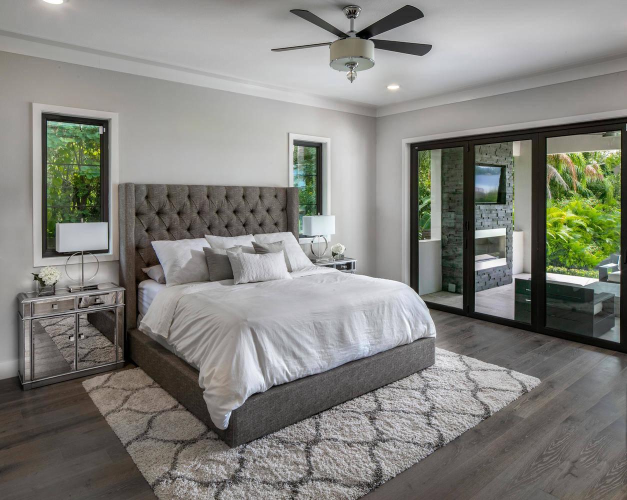 modern bedroom interior design indian style