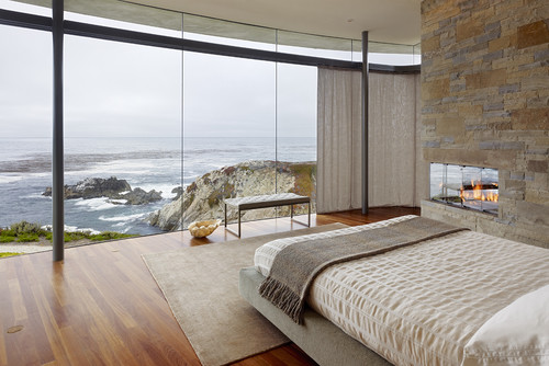 Beach House Bedroom View