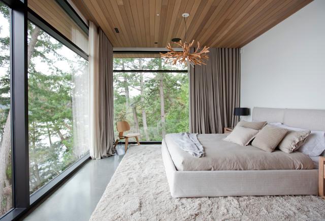 Modern bedroom - Houzz dormitorios ...