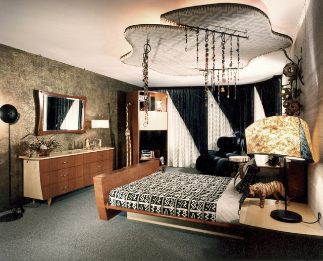 modern bedroom by Miller Interior Design, LLC